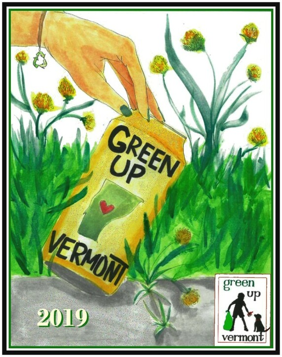 Image result for green up day 2019 vermont